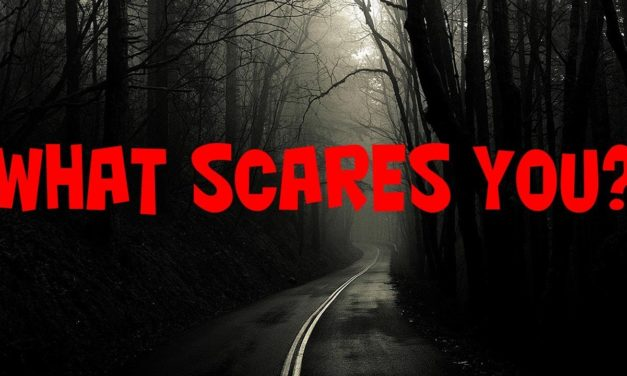 What Scares You? Do One Thing Every Day That Scares You